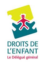 Logo Délégué général aux droits de l'enfant from wbsite